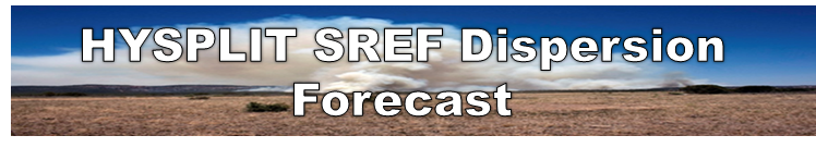 SREF Dispersion Forecasts